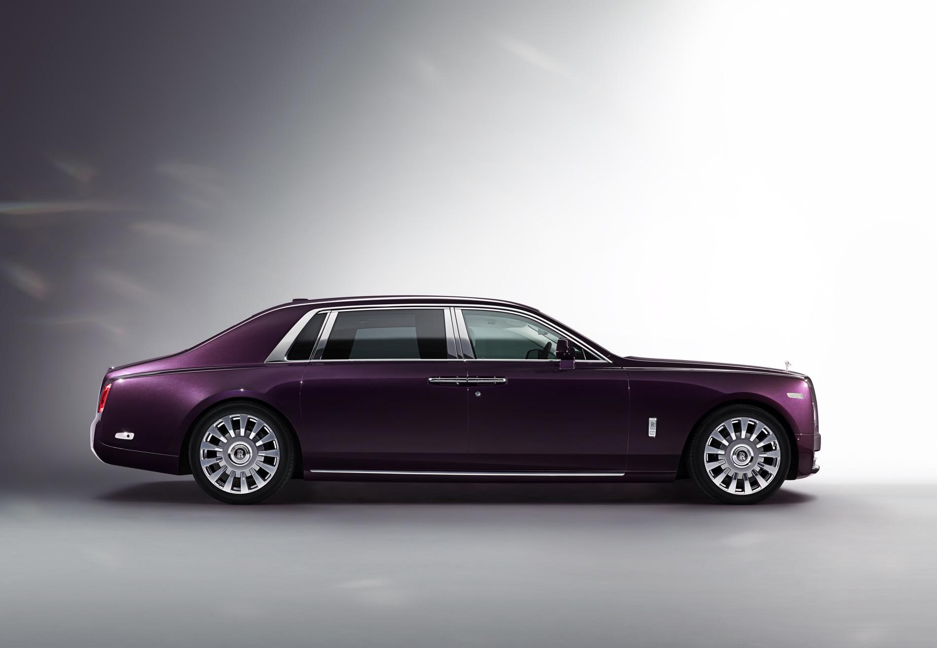 New Rolls Royce Phantom Extended Wheelbase 19