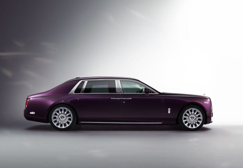 New Rolls Royce Phantom Extended Wheelbase 21 830x574