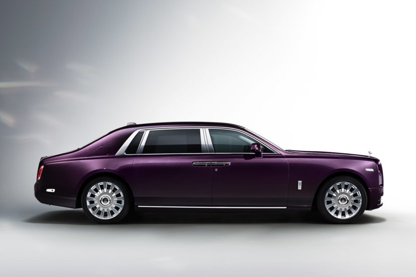 New Rolls Royce Phantom Extended Wheelbase 23 830x553