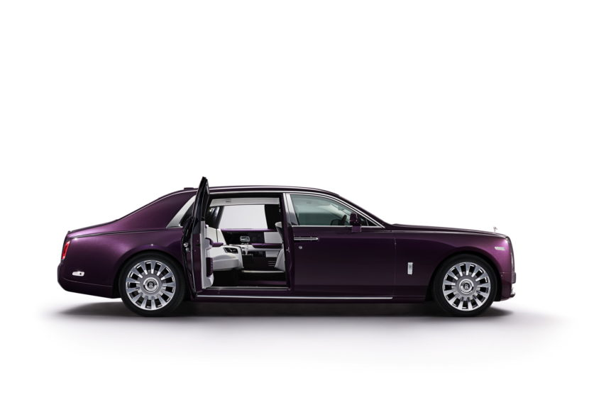 New Rolls Royce Phantom Extended Wheelbase 40 830x574