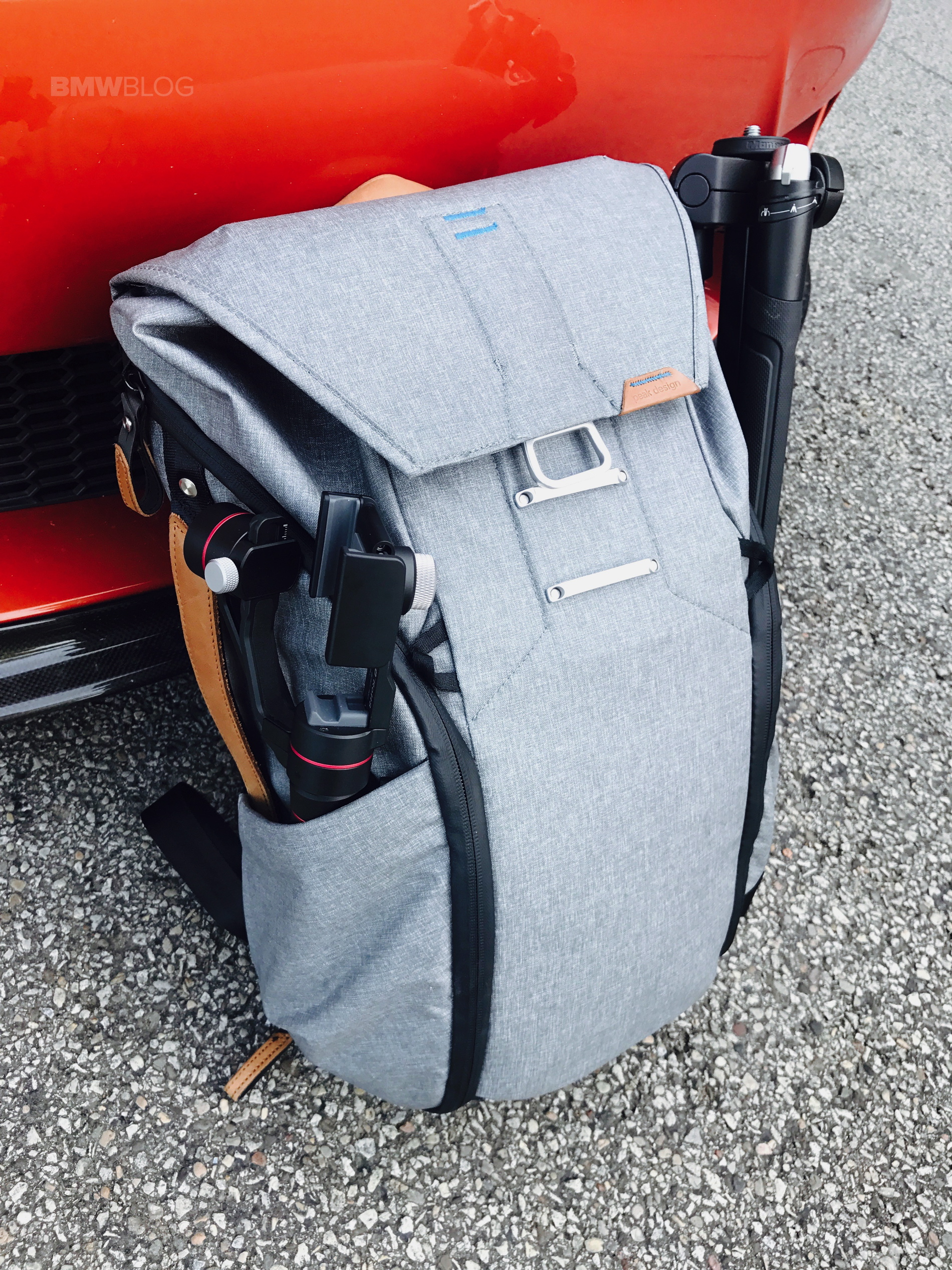 New York Back Page >> Peak Design EveryDay Backpack - Ideal for Car Photographers
