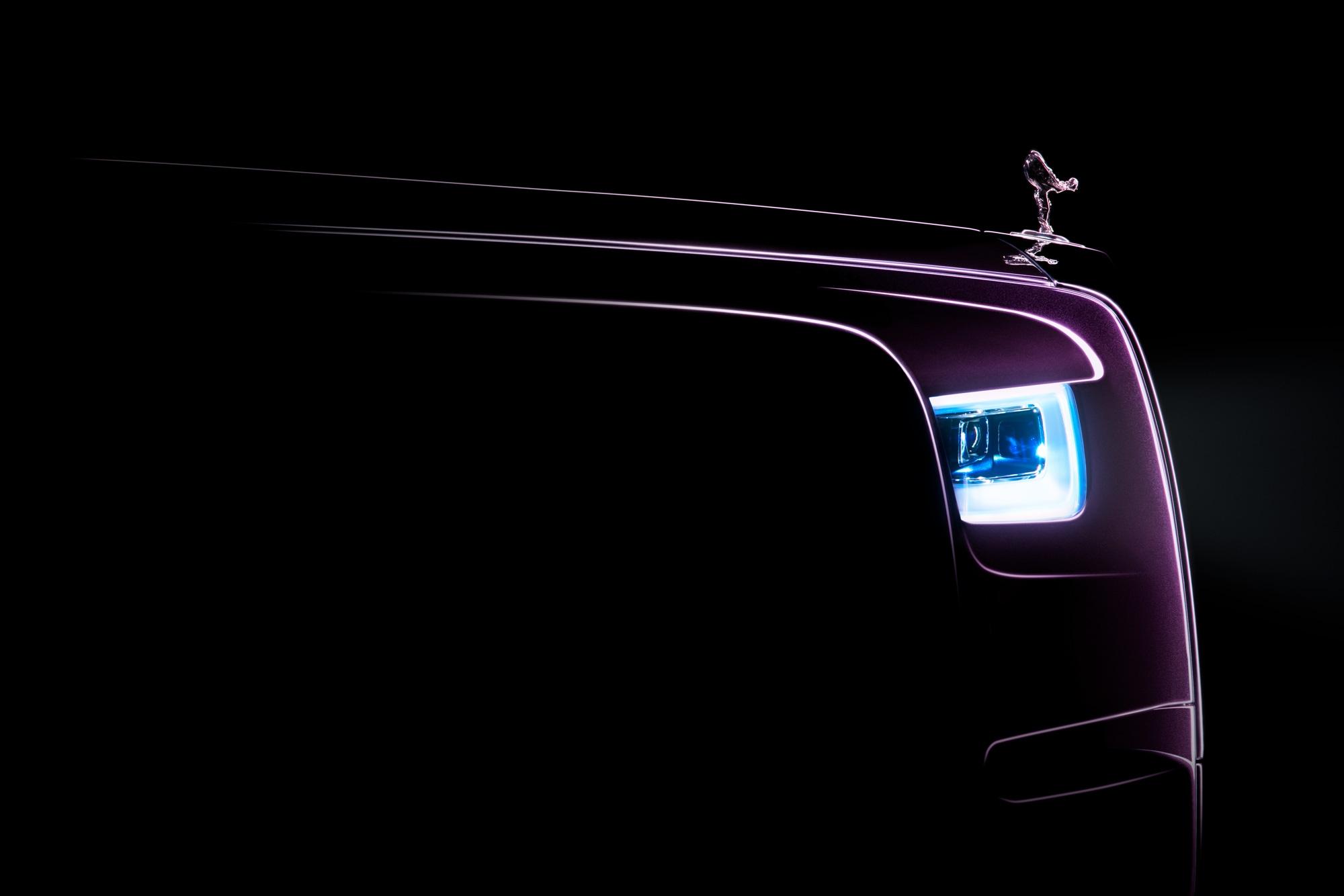 Rolls Royce Teaser