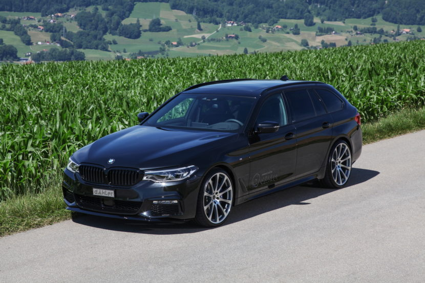 bmw 5 series touring g31 dahler tuning 18 830x553