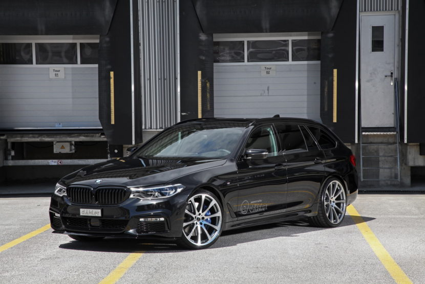 bmw 5 series touring g31 dahler tuning 6 830x554