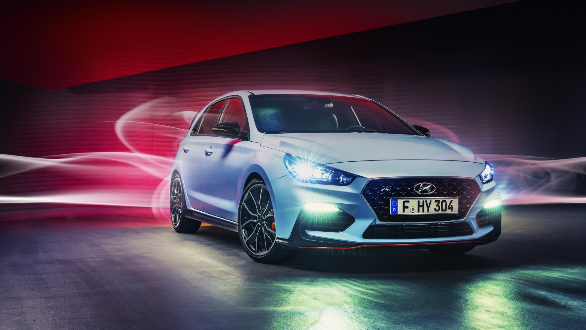 Hyundai i30 N could be a hot hatch with some BMW DNA