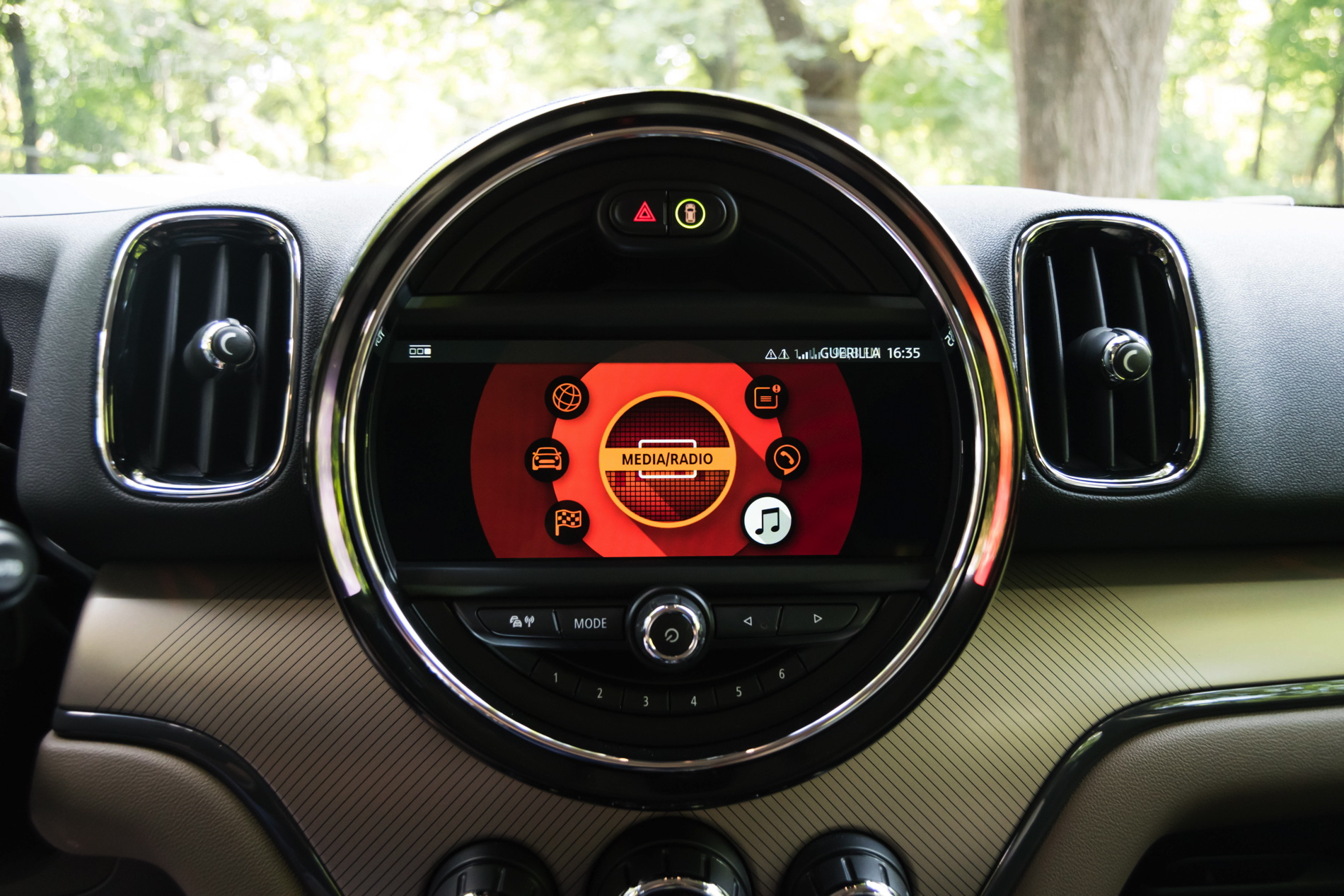 The Features Of Mini Connected System Have Also Been Upgraded And Now Resemble Newest Bmw Idrive In Terms Menus Submenus
