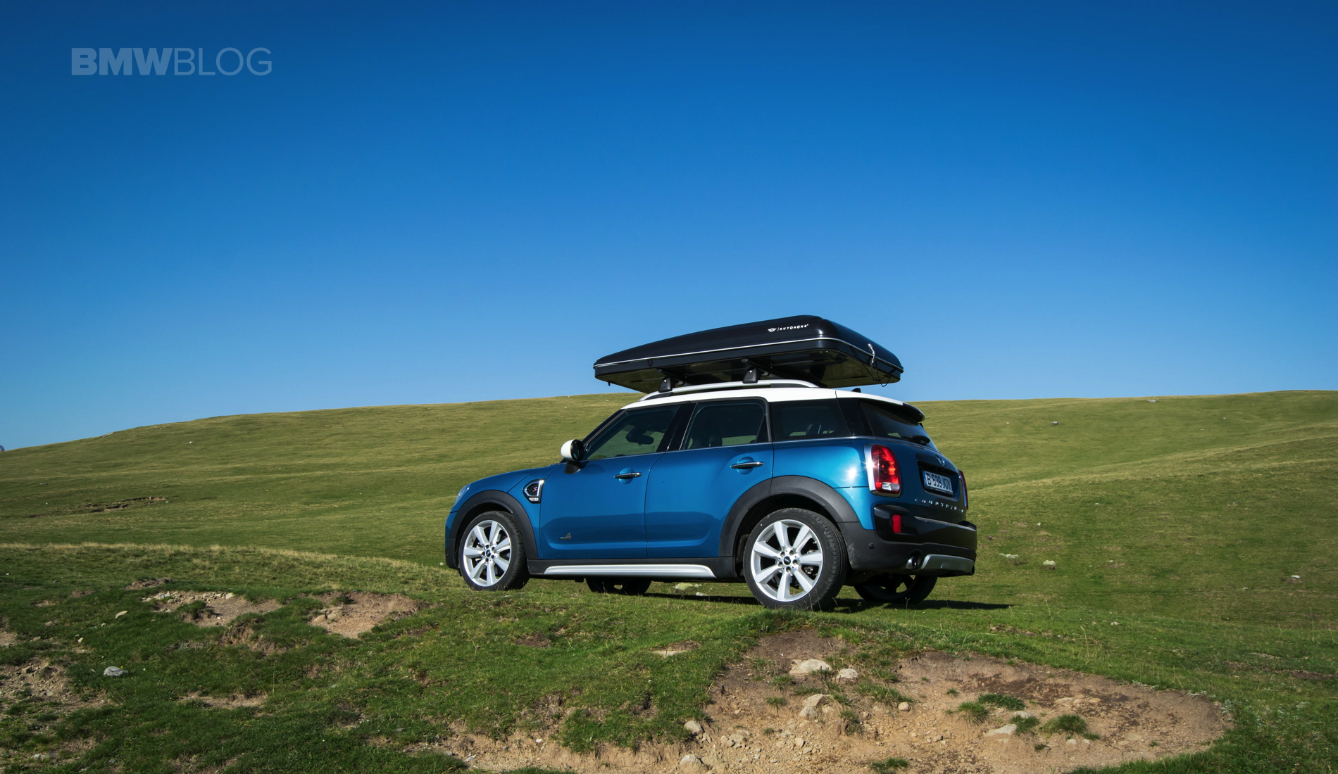 Test Drive 2017 Mini Cooper Sd Countryman All4 With
