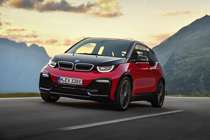 2018 BMW I3s photos 11 830x553