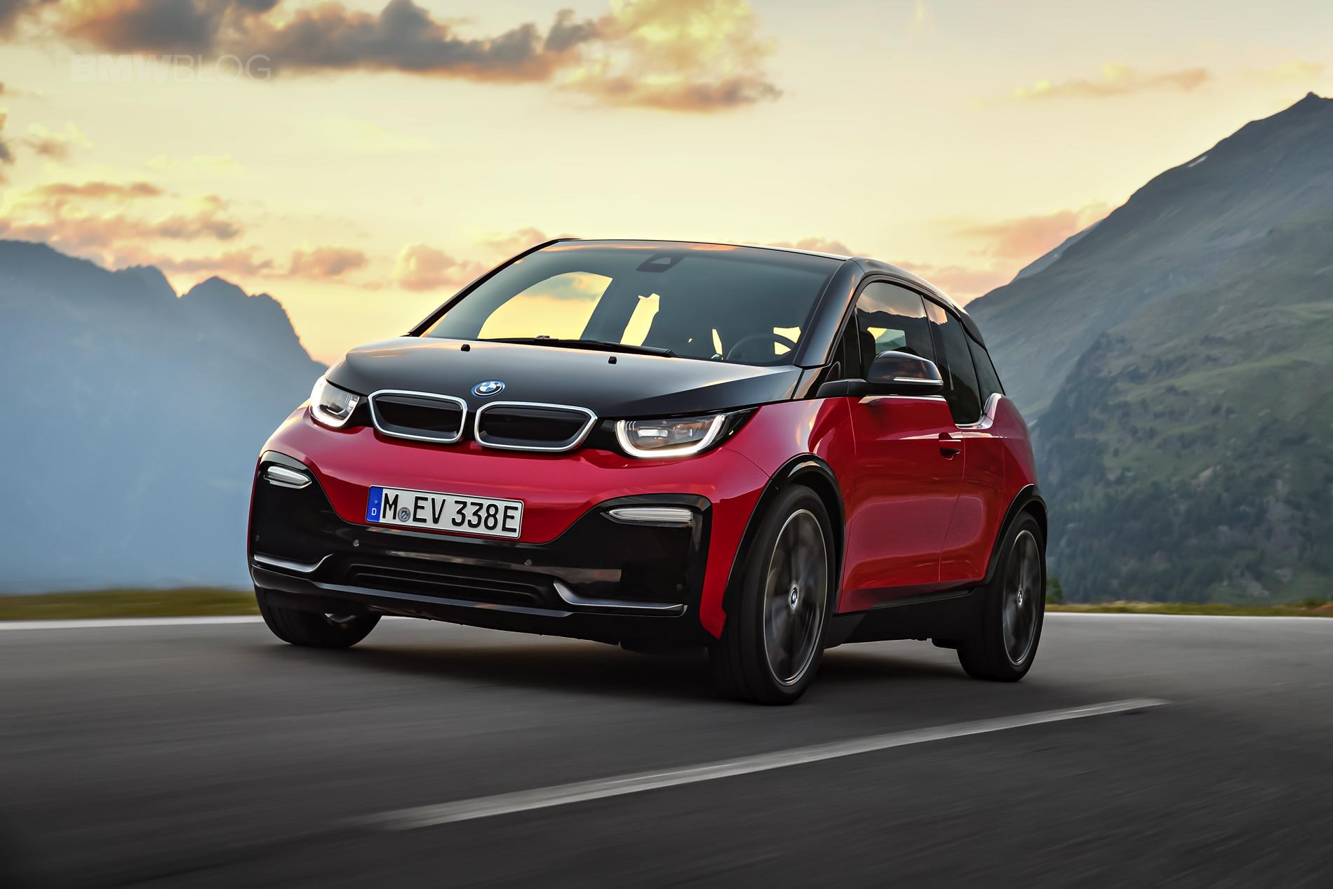 2018 BMW I3s photos 11