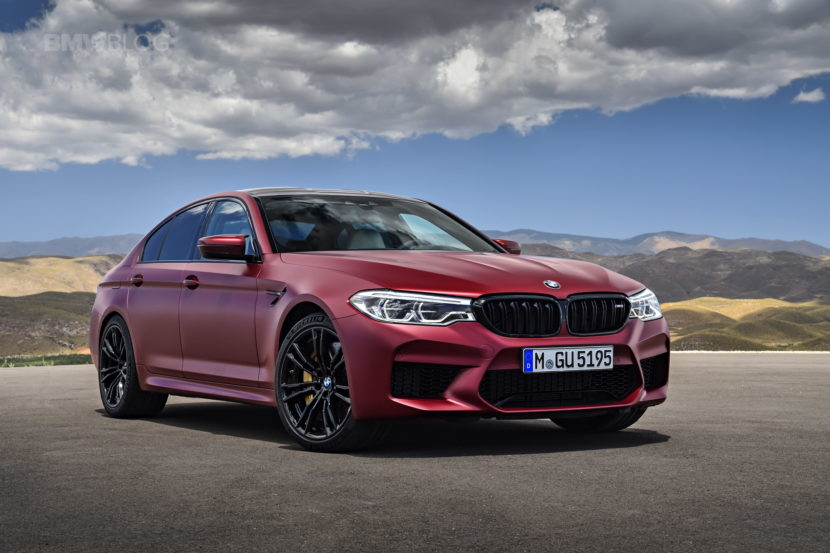 2018 Bmw M5 Frozen Dark Red Metallic 07 830x553