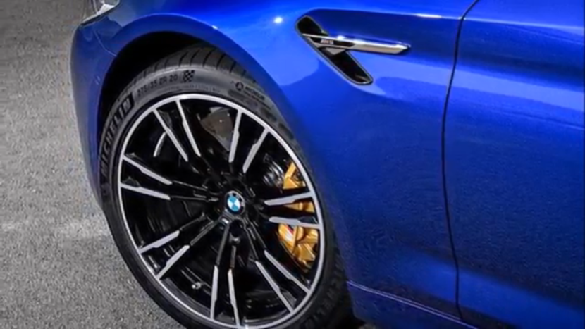 2018 BMW M5 Leaked 4 830x467