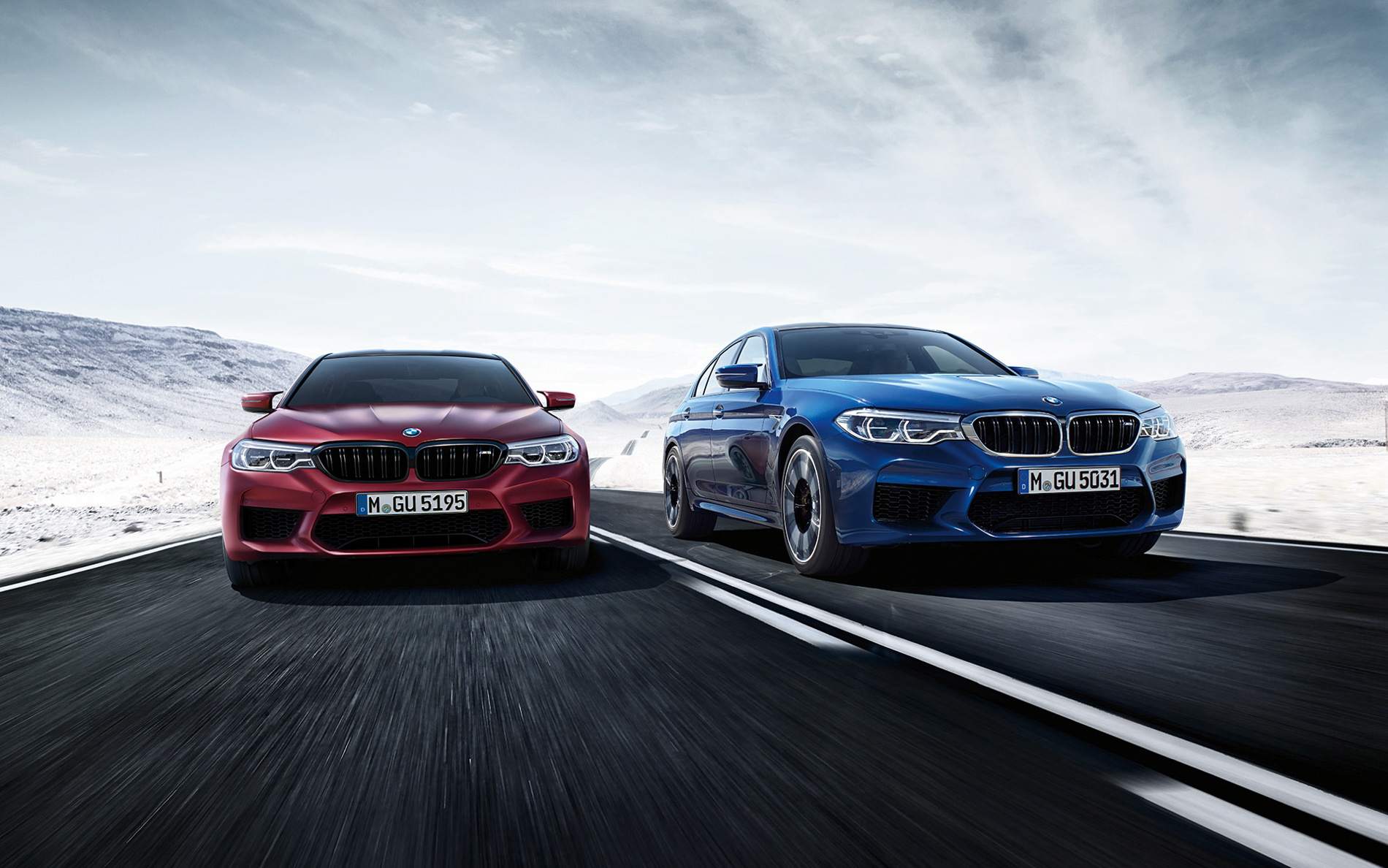 Download Wallpapers Of The New 2018 Bmw F90 M5