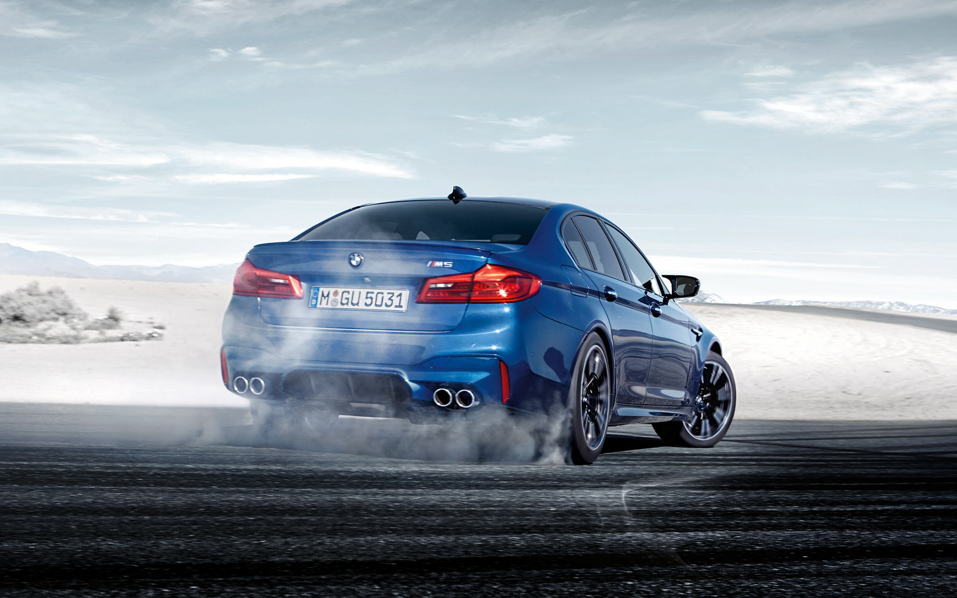 Fastest Car In The World 2020 >> Download wallpapers of the new 2018 BMW F90 M5