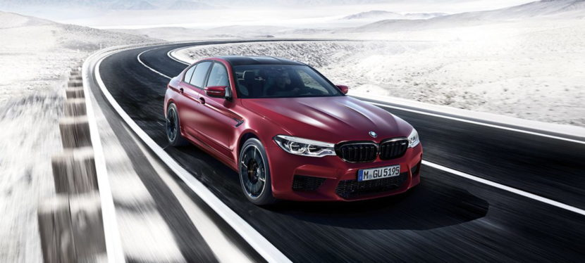 2018 BMW M5 wallpapers 27 830x374
