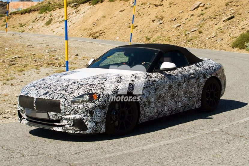 2019 BMW Z4 M package2 830x554