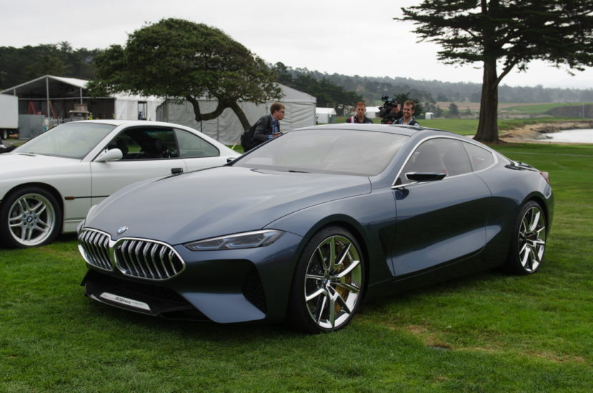 BMW Concept 8 Series Pebble beach 04 830x550