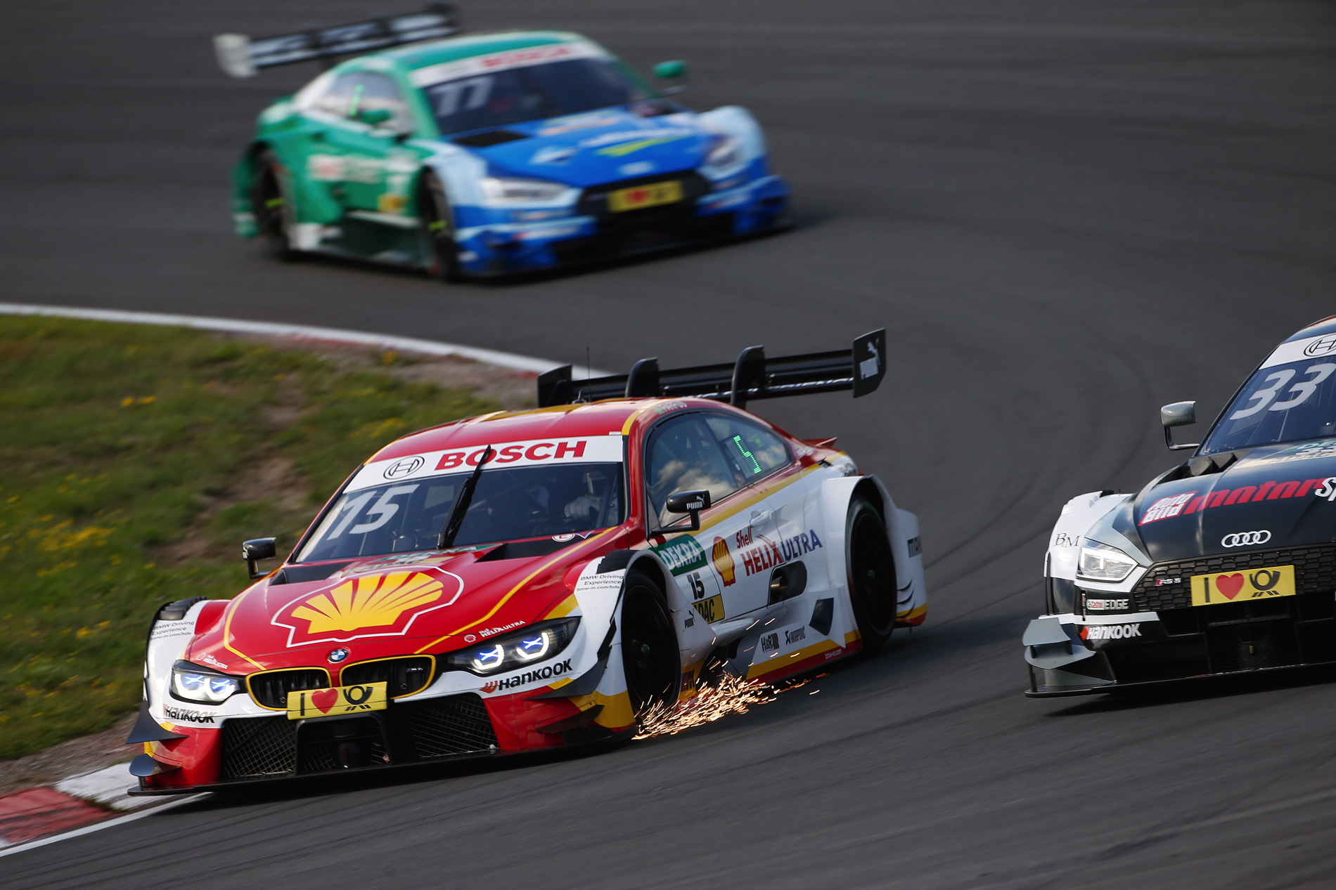 BMW DTM Zandvoort 14