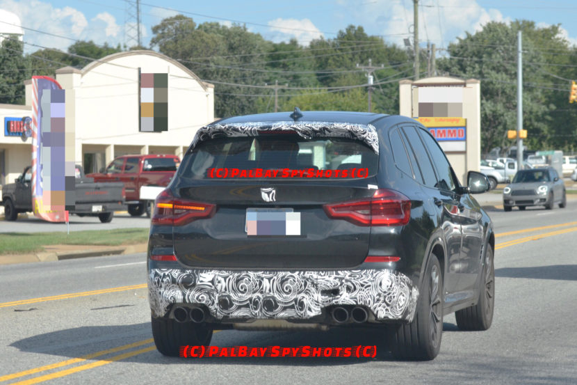 BMW F97 X3M 2018 image 2 830x553