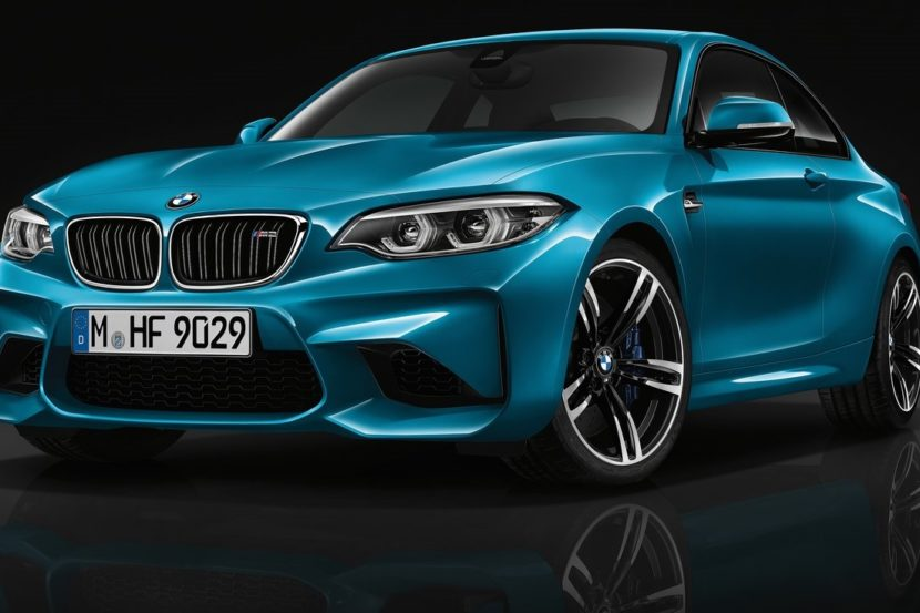 BMW M2 Coupe 2018 1280 01 830x553
