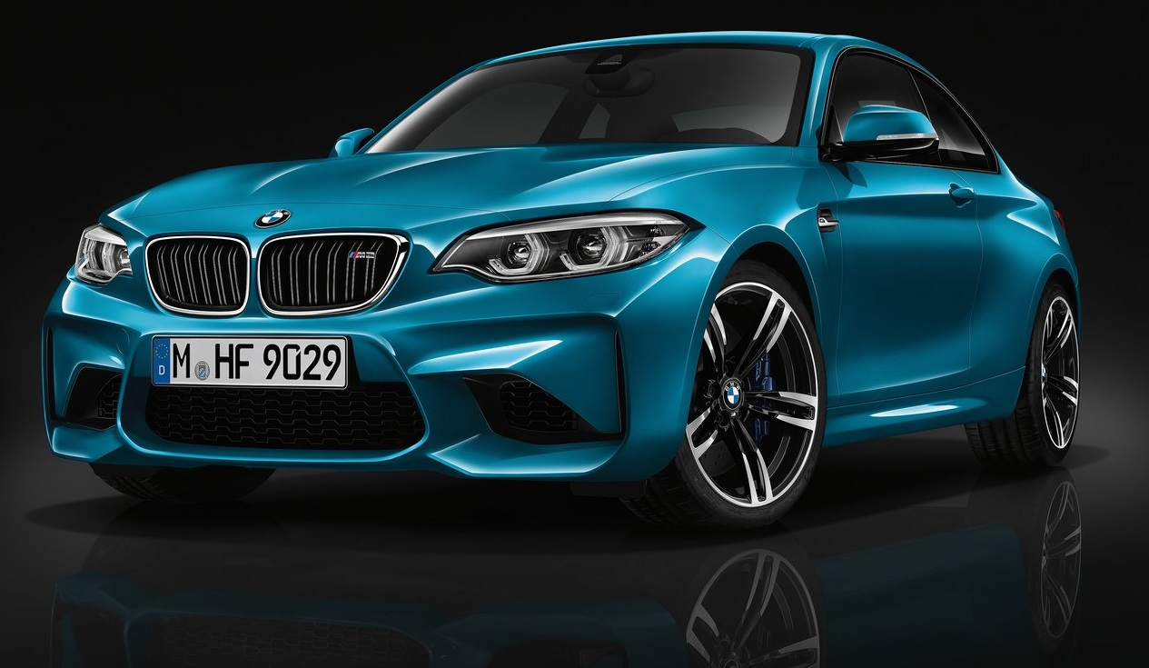 BMW M2 Coupe 2018 1280 01
