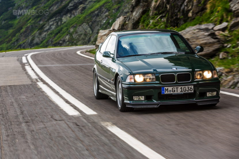 Canada Was Able To Get A Few Euro Spec E36 Bmw M3s