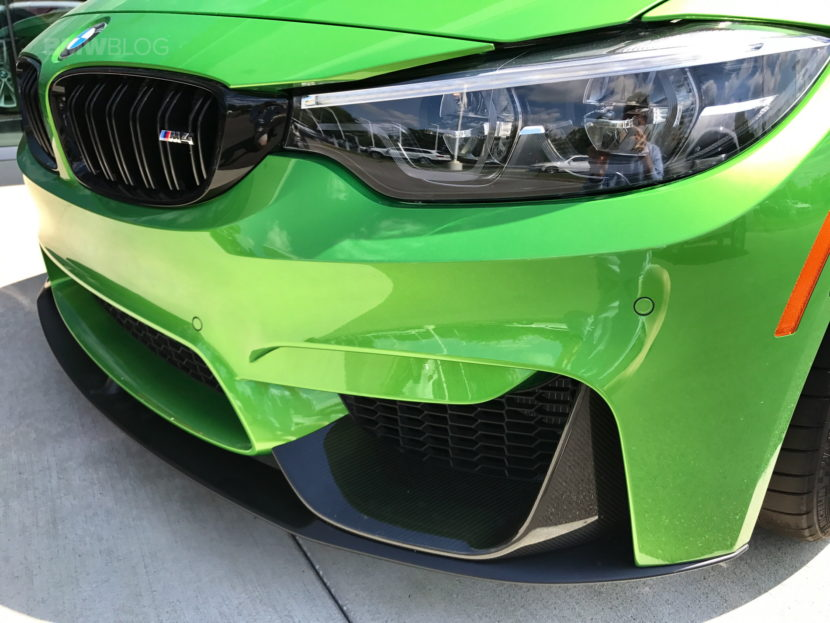 BMW M4 Java Green 01 830x623