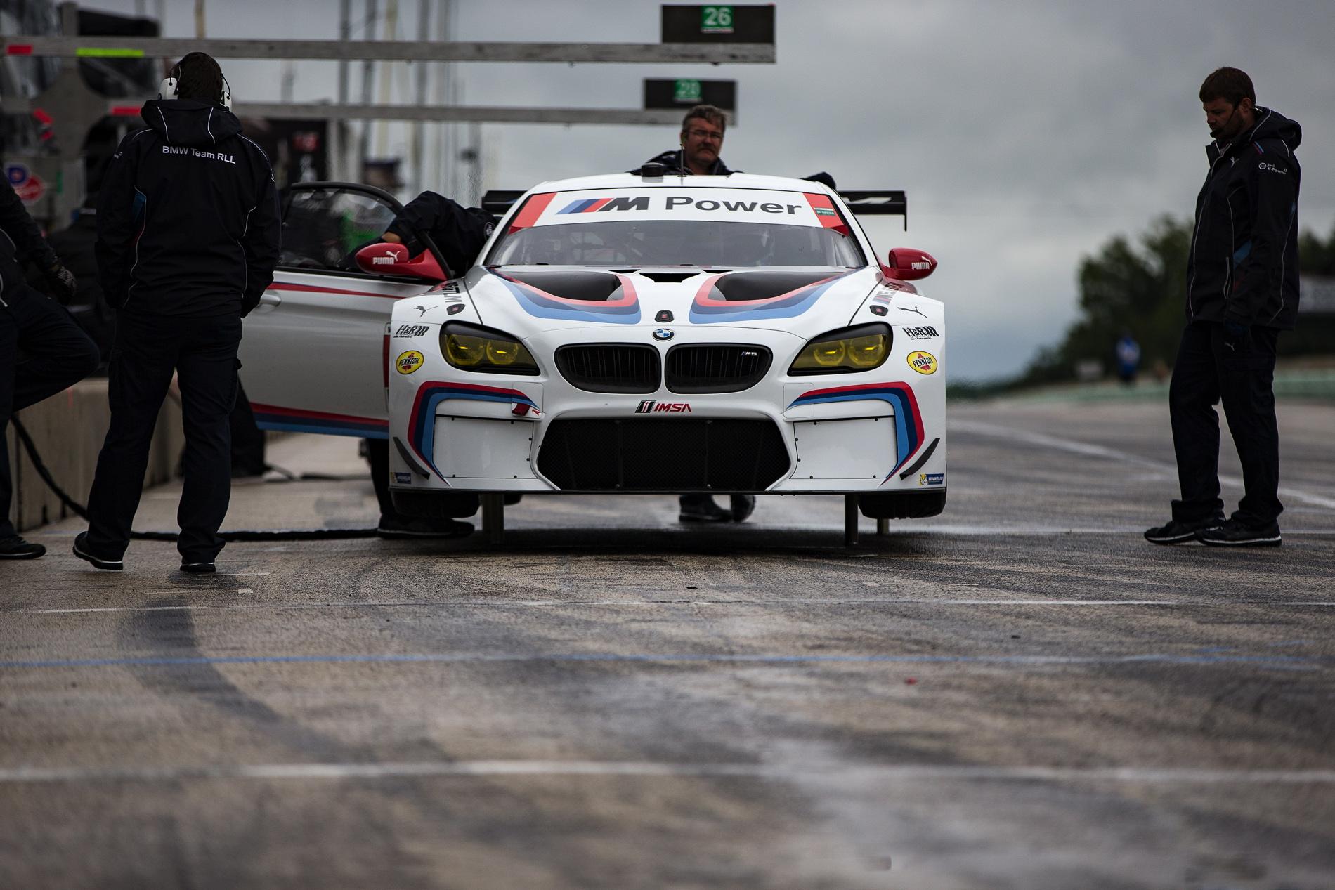 BMW M6 GTLM Road America 01