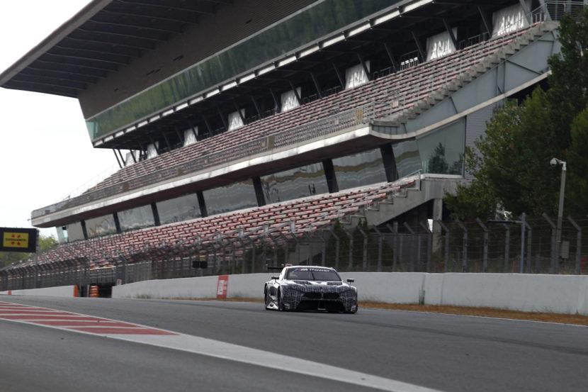 BMW M8 GTE Spain 01 830x553