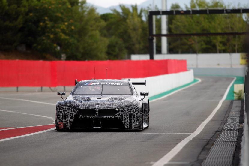 BMW M8 GTE Spain 02 830x553
