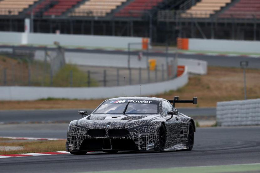 BMW M8 GTE Spain 03 830x553