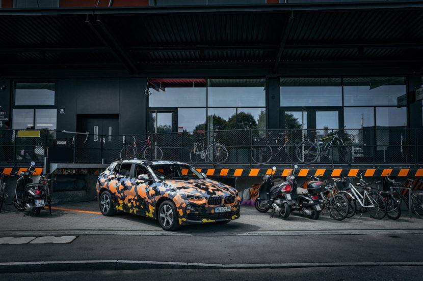 BMW X2 2018 SUV Coupe 1 830x553