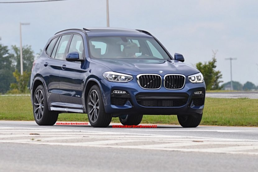 BMW X3 M40i5 830x553