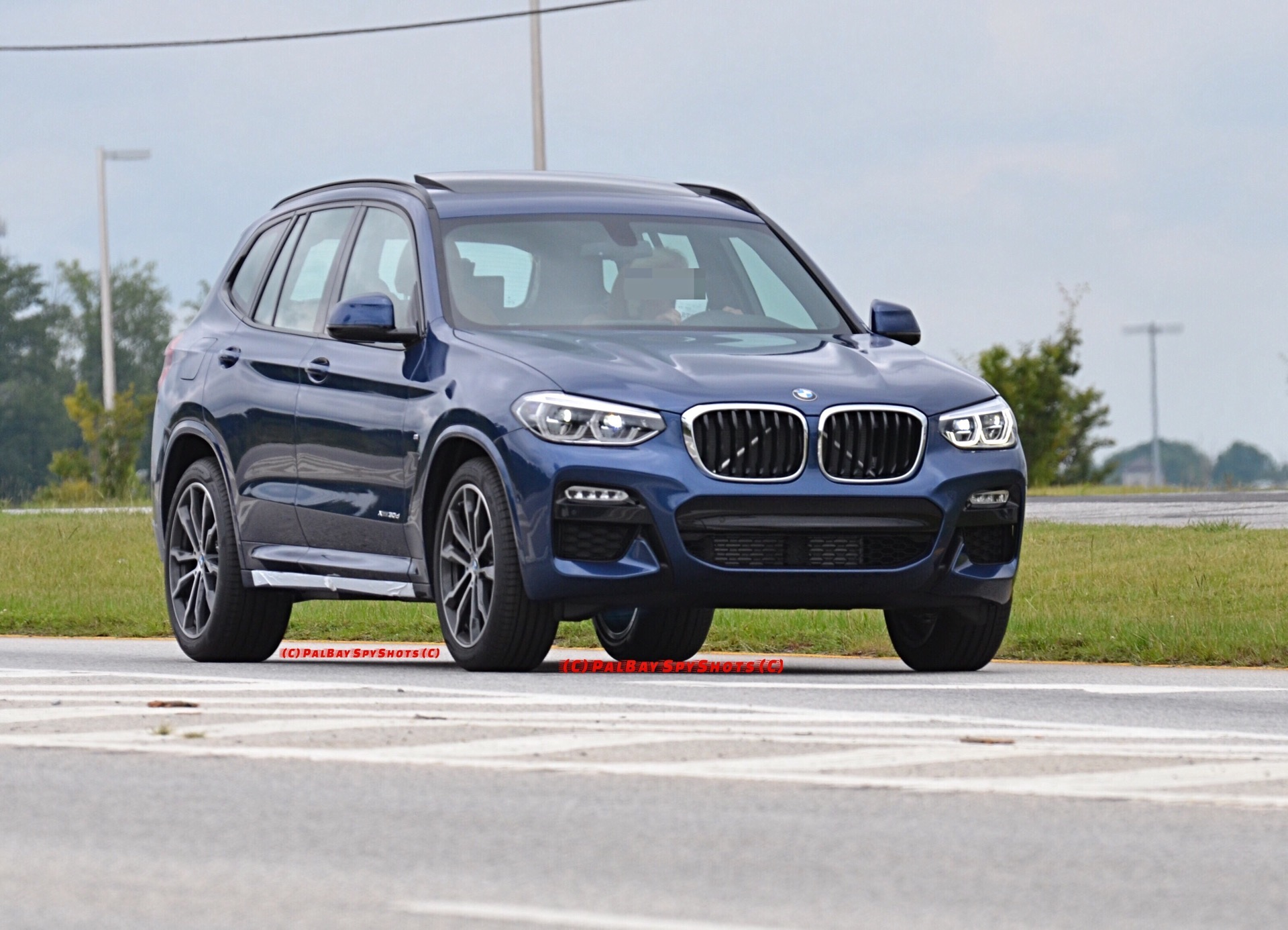 BMW X3 M40i5