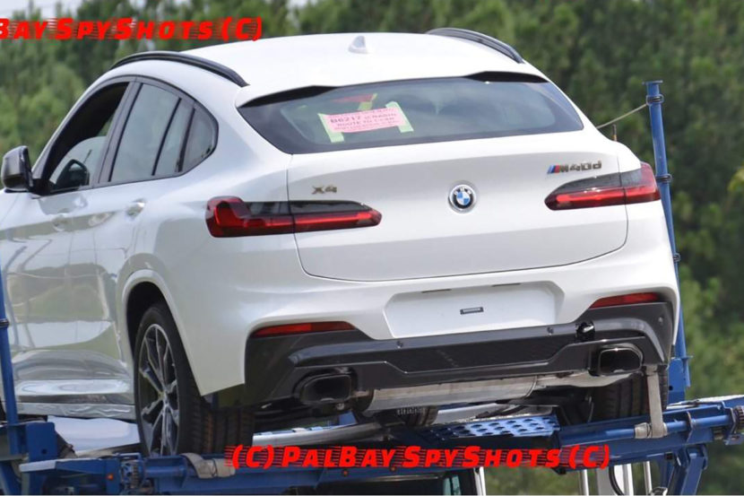 New 2018 Bmw X4 Fully Unveiled