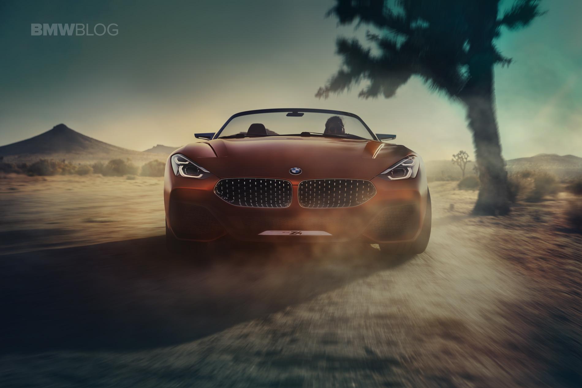BMW Z4 Concept 11