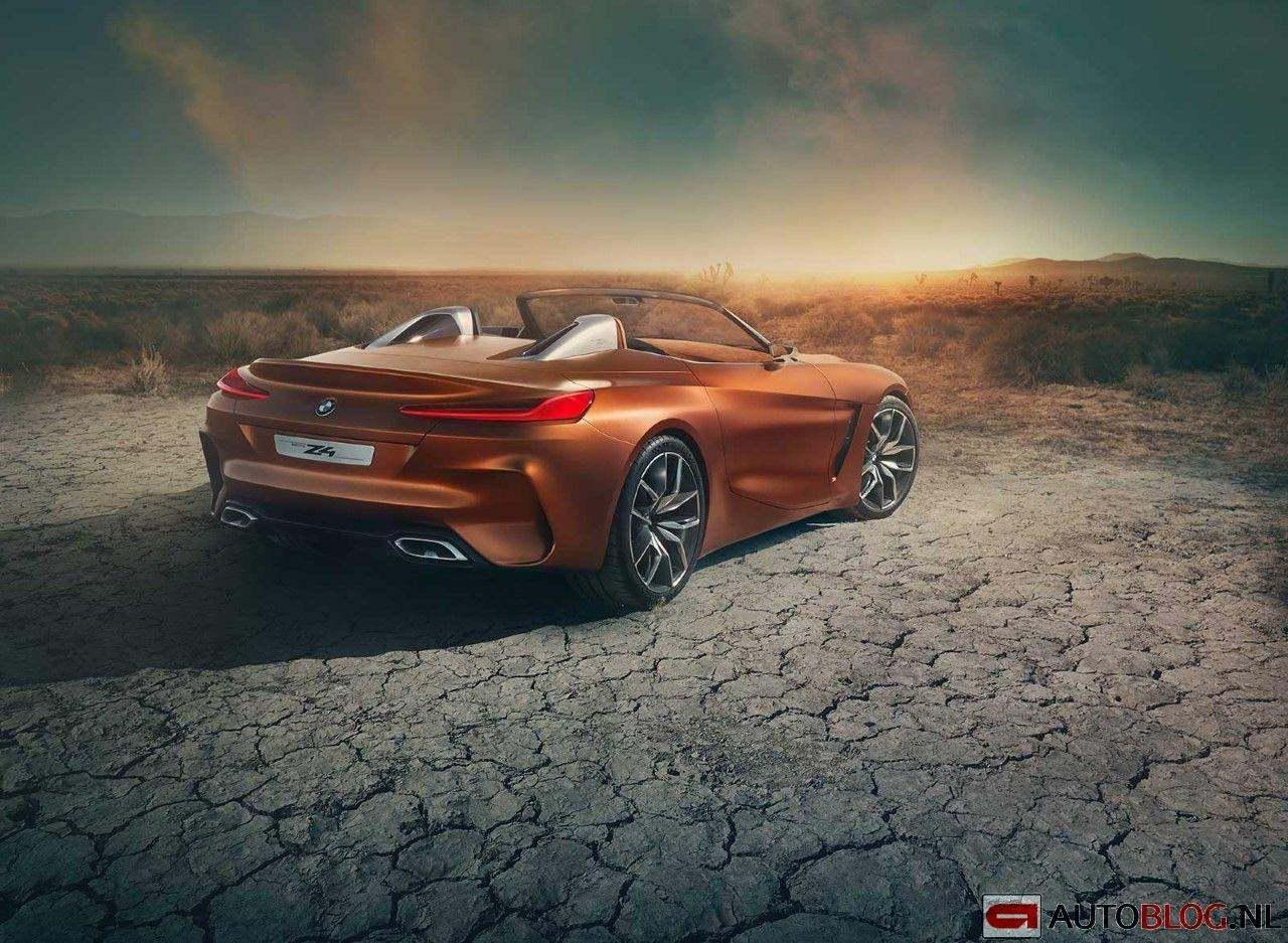 Leaked New Bmw Concept Z4