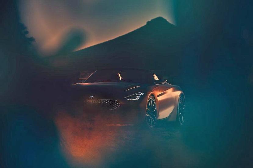 BMW Z4 Concept 830x554