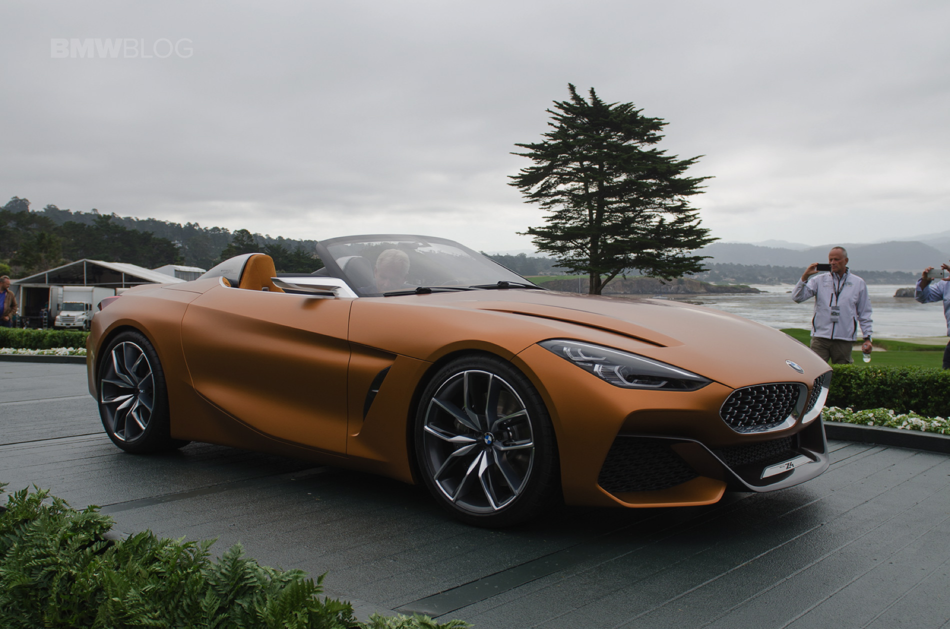 What BMW Concept Z4 styling cues will make it to production?