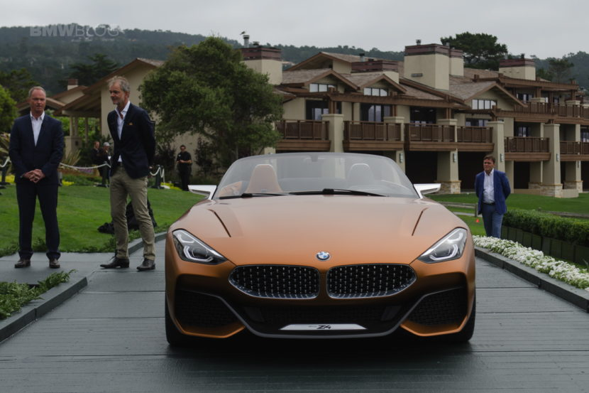 BMW Z4 Concept Pebble Beach 07 830x553