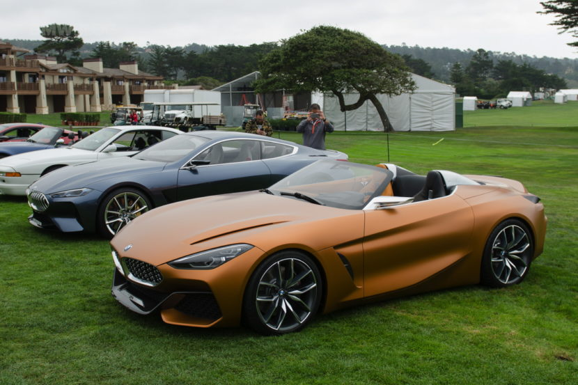 BMW Z4 Concept Pebble Beach 22 830x553