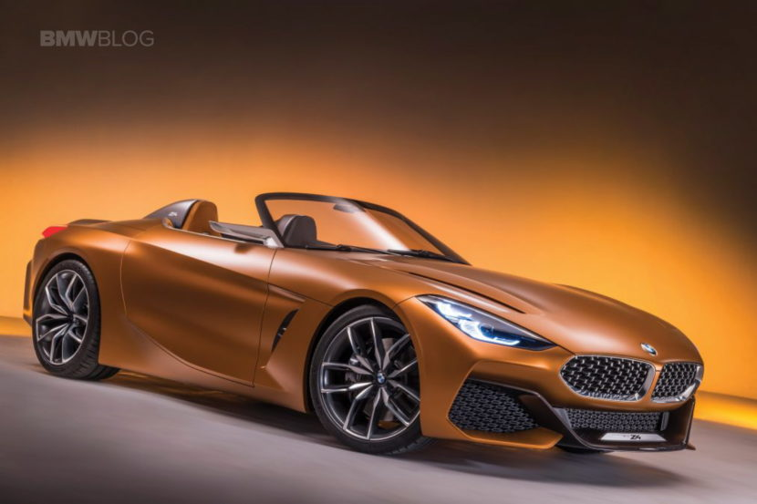 BMW Z4 Concept studio shots 07 830x553
