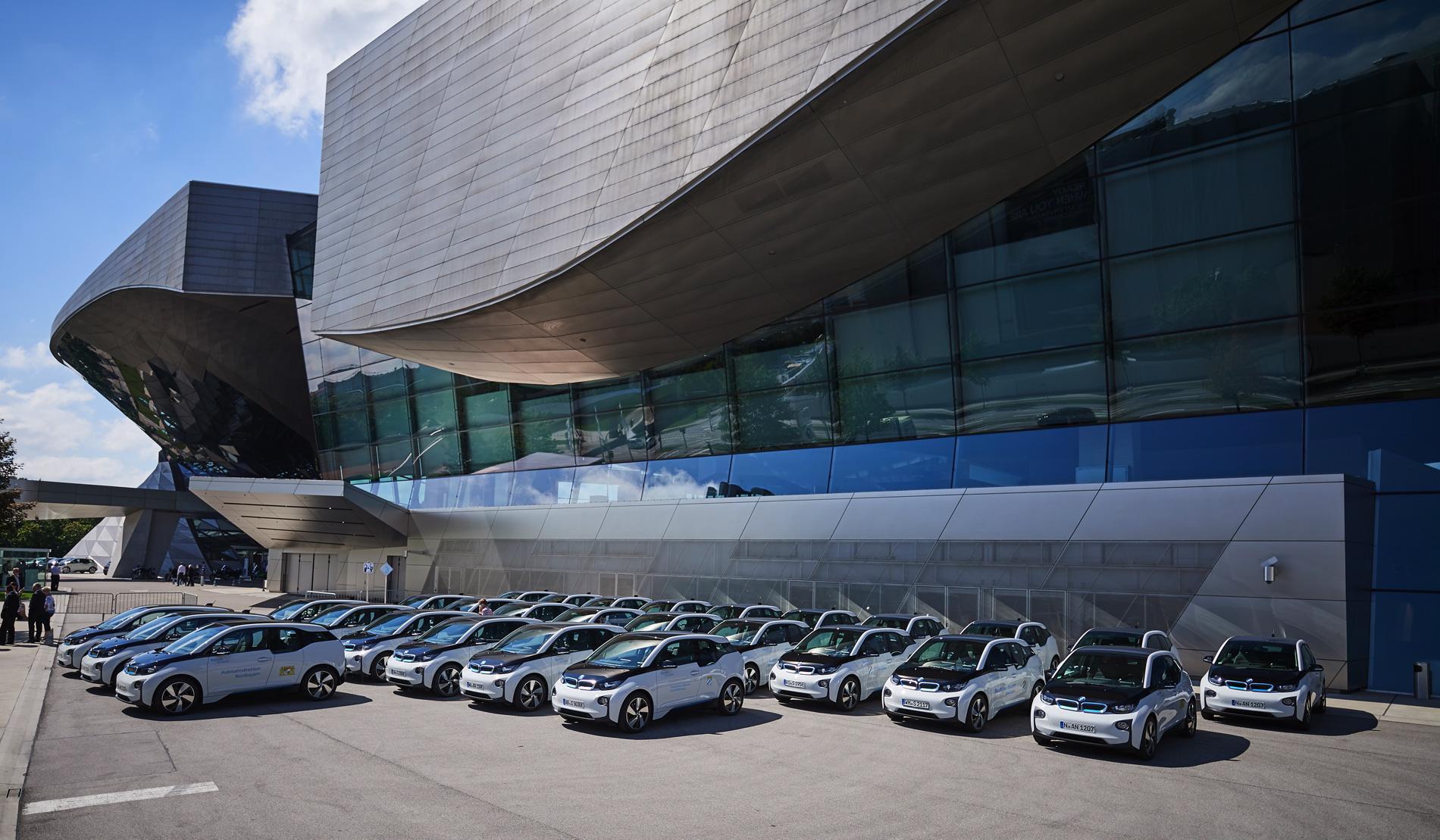 BMW i3 Germany 13