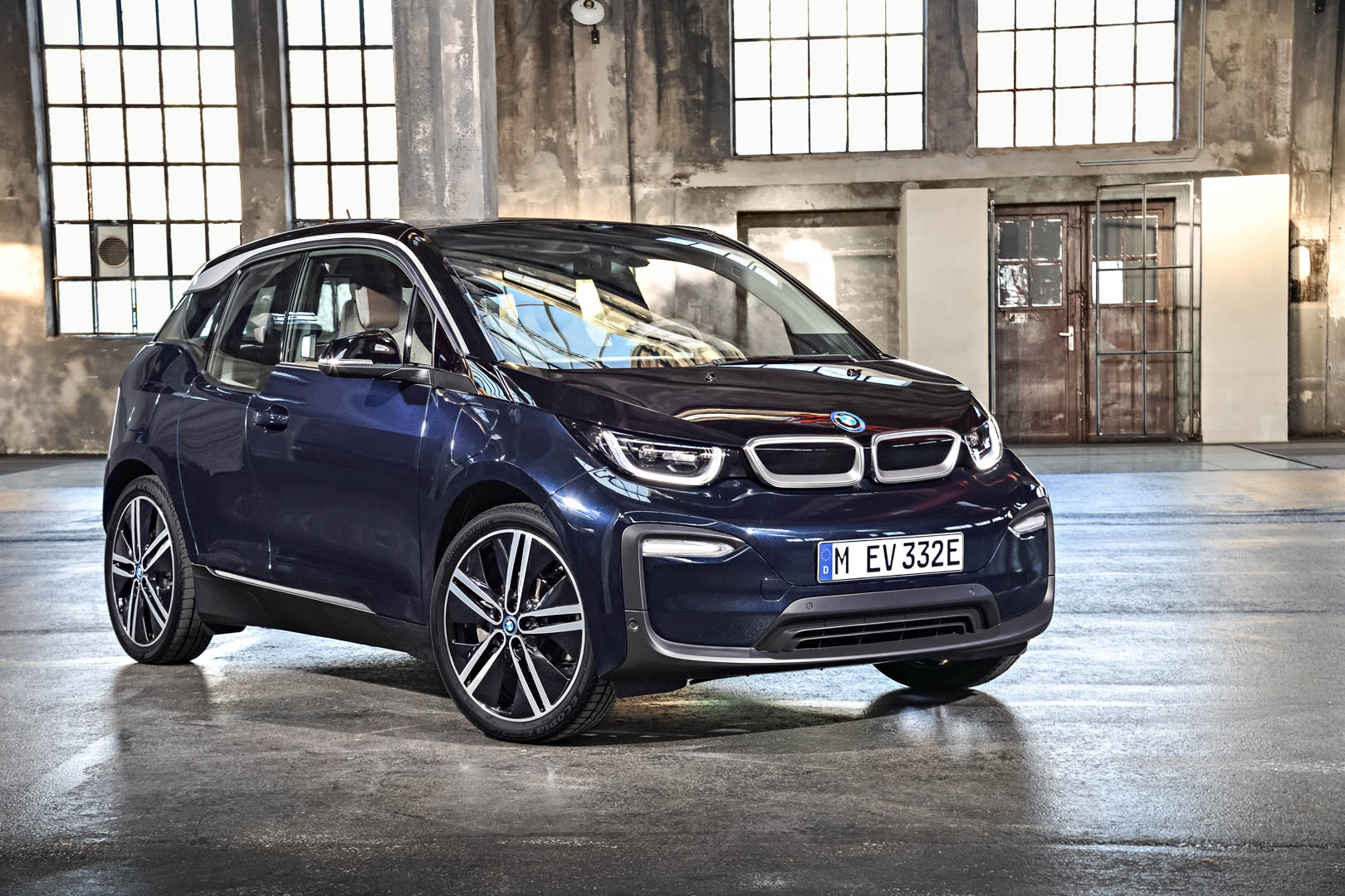 world premiere 2018 bmw i3 lci facelift. Black Bedroom Furniture Sets. Home Design Ideas