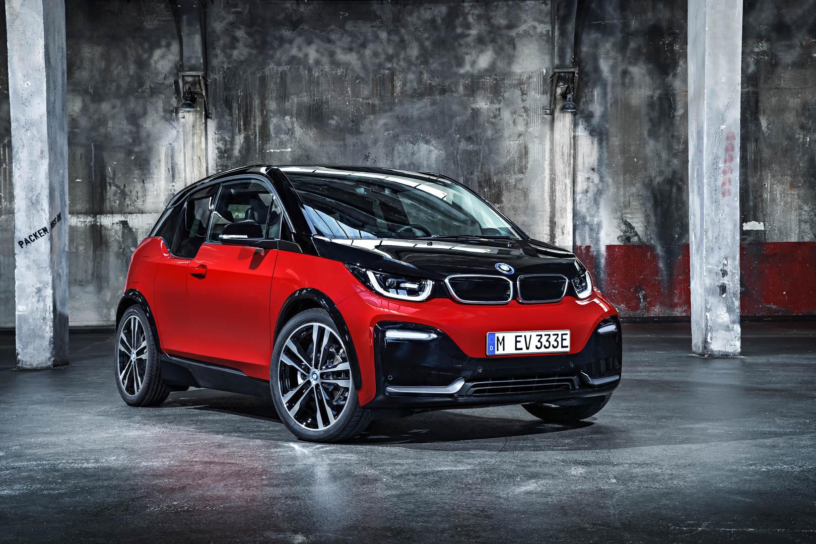 BMW i3 LCI Facelift 5
