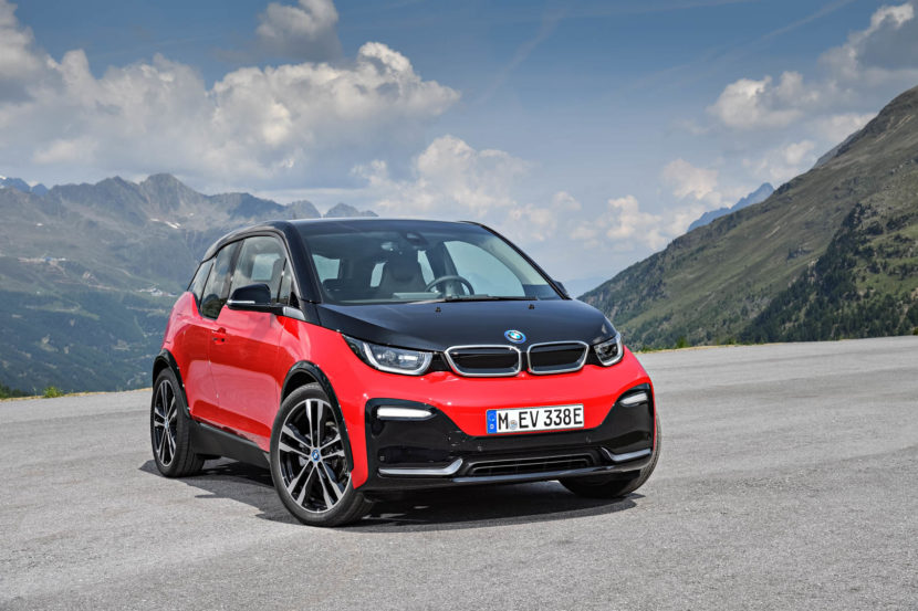 BMW i3 LCI Facelift 60 830x553