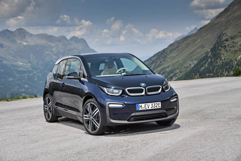 BMW i3 LCI Facelift 75 830x553