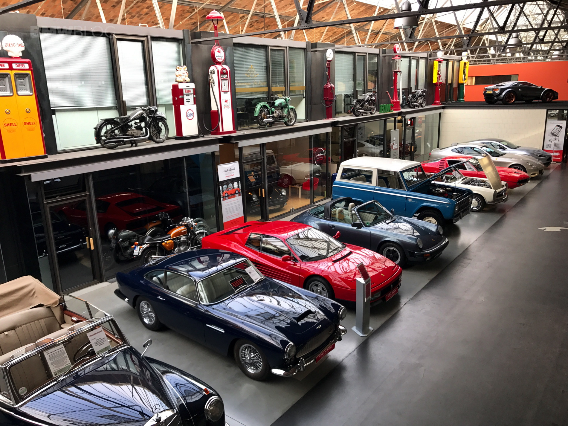 We Visit The Classic Remise In Berlin To See Exquisite