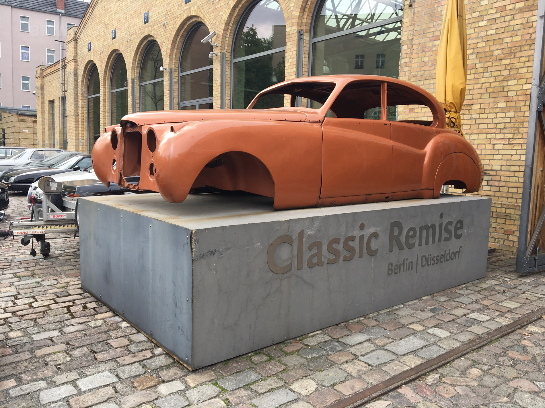 We Visit The Classic Remise In Berlin To See Exquisite Automobiles