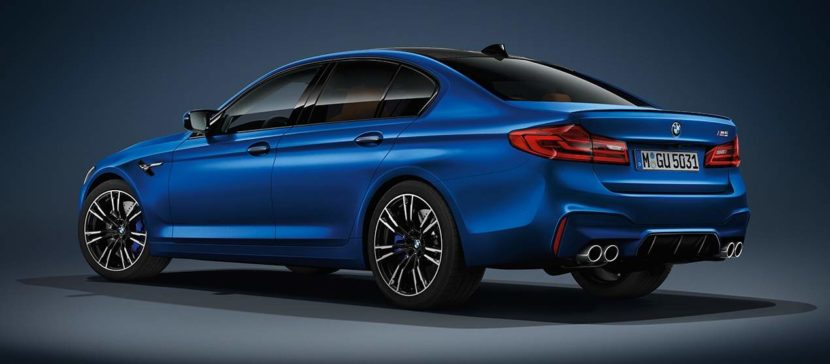 F90 BMW M5 Frozen Marina Bay Blue 830x364