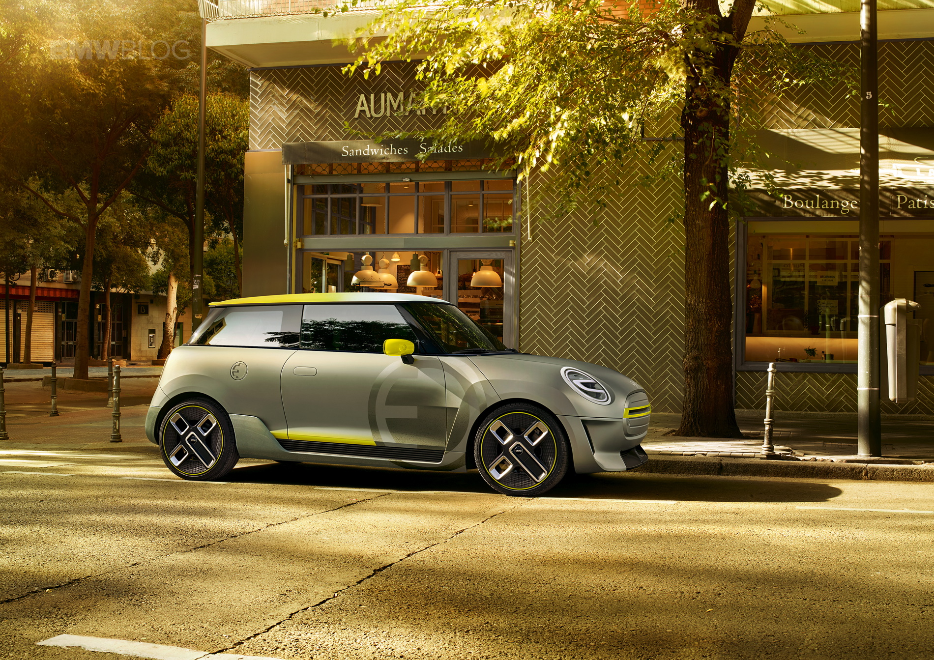 MINI Electric Concept 06
